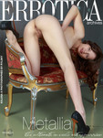 """""""Solana A flaunts her sexy legs and tight ass as she poses on the chair."""""""